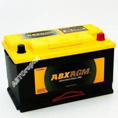 ATLAS AX580 800  80А/ч  о.п. 800А Европа